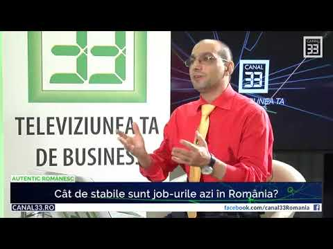 Cat de stabile sunt job-urile azi in Romania?
